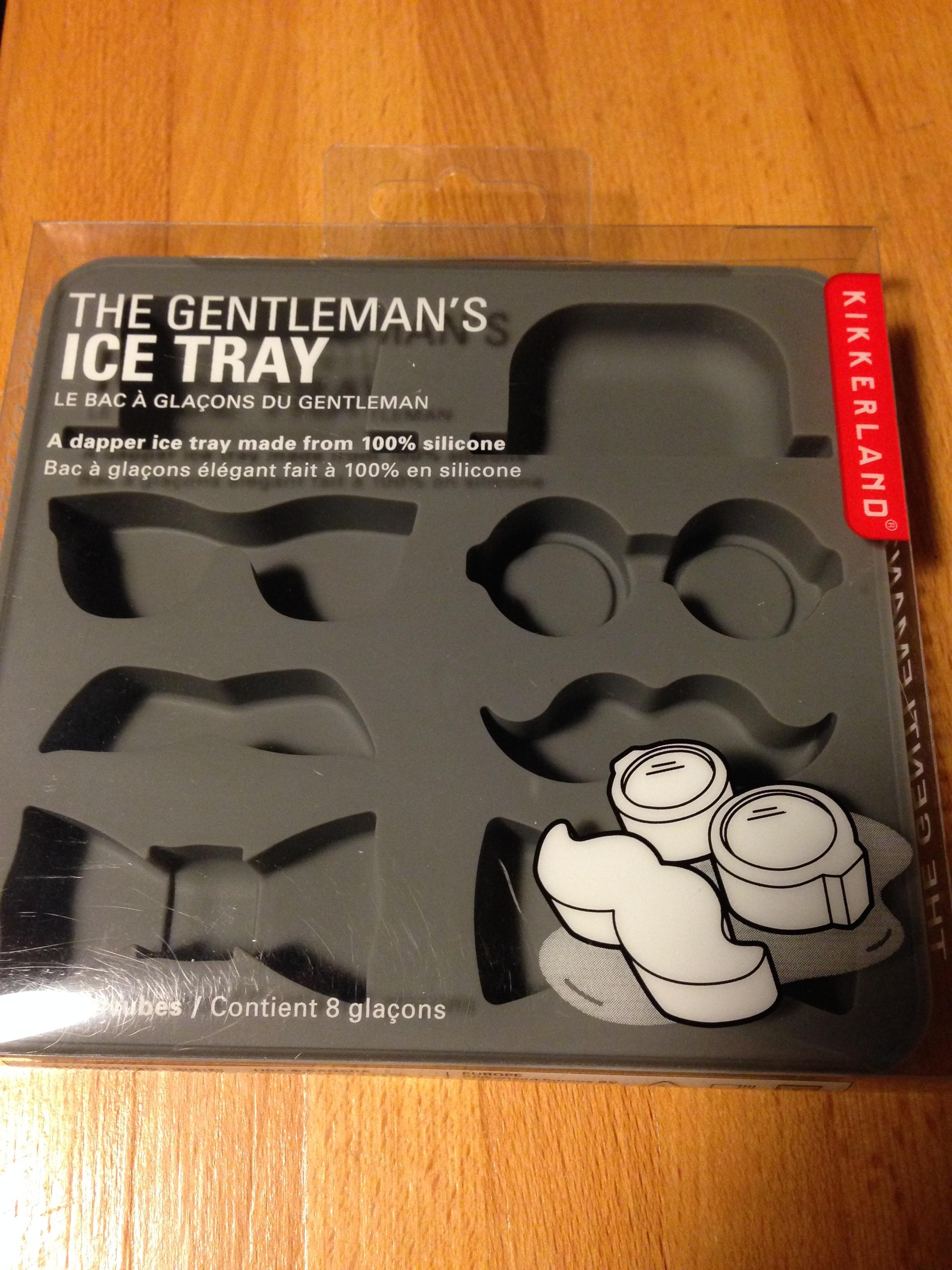 Gentlemen's Icecubes