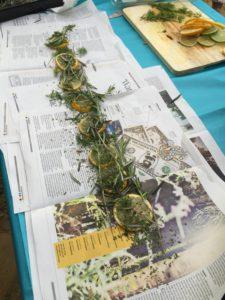 GHENTlemens BBQ volledige zalm in krantenpapier a la jamie oliver