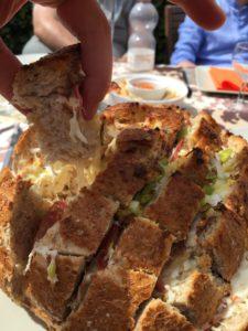 Pull Apart Bread, smakelijk!