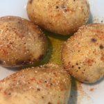 GHENTlemens BBQ Baked Potatoes