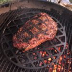steak op de BBQ reverse sear