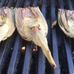 GHENTlemens BBQ Gegrilde Artisjokken