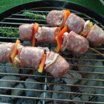 GGHENTlemens BBQ Italiaanse Salsiccia met pancette en rozemarijn