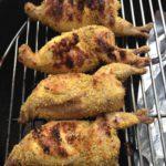 GHENTlemens BBQ Kwartels met Pistachekorst