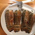 GHENTlemens BBQ Lobster tails