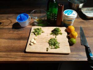 mojo verde marinade