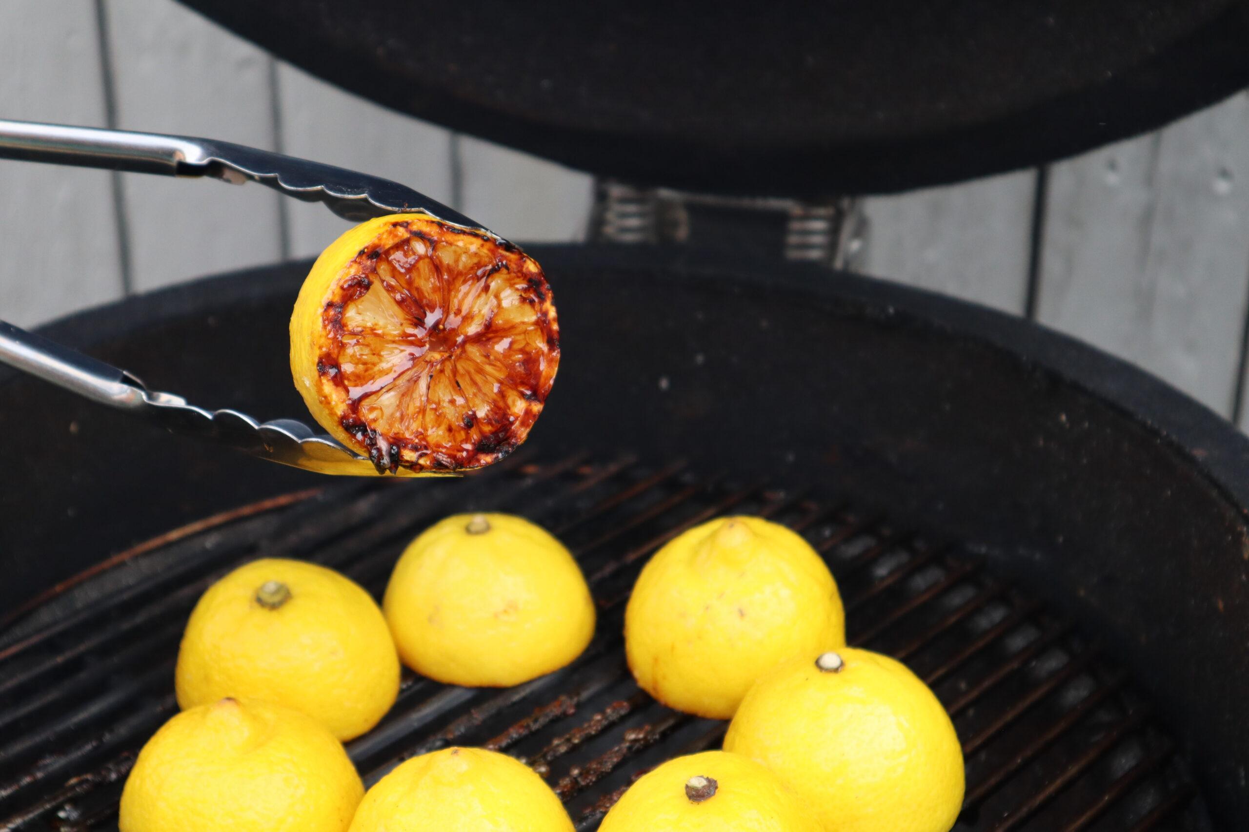 grill de citroenen
